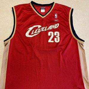 Reebok Lebron James Cleveland Cavaliers #23 NBA